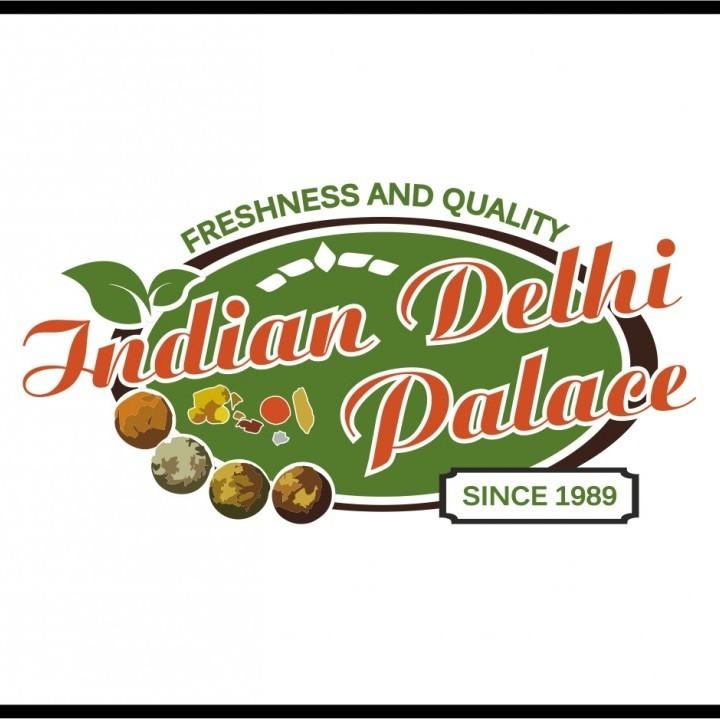 Dizajn logotipa za indijski restoran