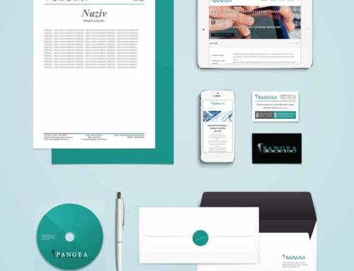 Dizajn vizualnog identiteta za računovodstvenu firmu