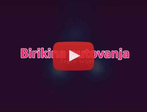 Izrada video spota za turističku agenciju