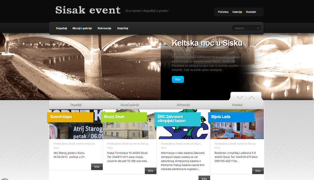 Agencija za promidzbu internet portal