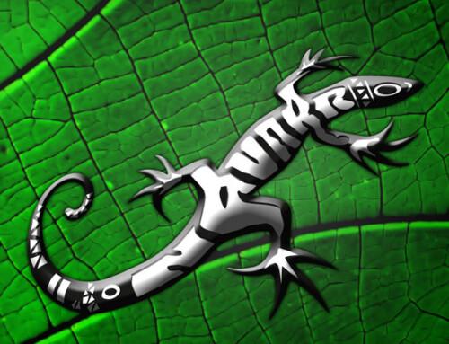 Prijedlog dizajna logotipa za rock band
