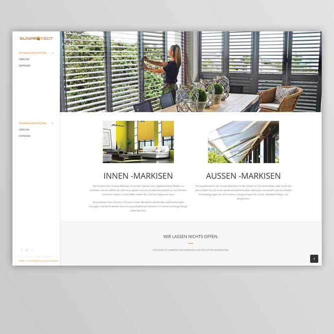 Web stranica za tvrtke