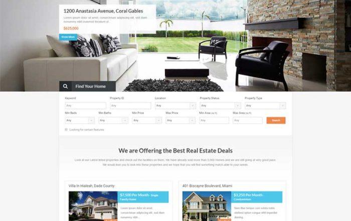 Izrada web aplikacije za nekretnine najam i prodaja